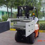 Kinas hydrauliske effektive gaffeltrucks tilbehør Multi Purpose Clamp