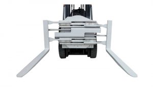 2.2ton gaffelklemmer til ikke-sideskift til gaffeltruck