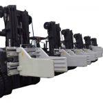 2,7 tons gaffeltrucks til gaffeltrucks