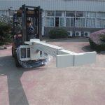 Hydraulisk gaffeltrucks tilbehør Glashåndterer