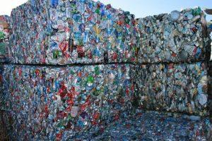 Affaldspakning